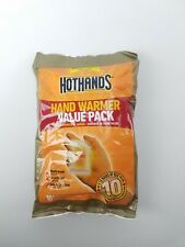 New listing (Lot of 2) HotHands HH210PK Hand Warmers - 10 Pieces