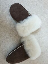 Bnwot, Girls Sheepskin Mittens, Age 5-6
