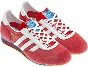 Neuropatía En la madrugada retroceder  Zapatillas deportivas de hombre rojos adidas | Compra online en eBay