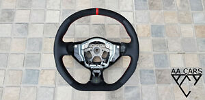 Steering Wheel Infiniti QX70 FX37 FX30 FX50 FX35 Flat Bottom  Alcantara