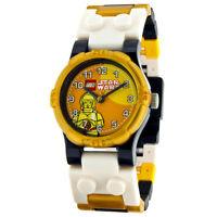 LEGO STAR WARS 2851192 C3PO Watch w/ C3-PO Minifigure | Brand New