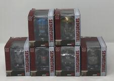 Transformers Super Deformed Figure Series 01 Herocross Set Of 6