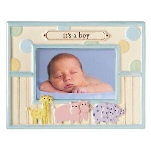 It's a Boy, Newborn Baby Son Photograph Picture Frame  Grasslands Road, 462041