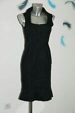 jolie robe été noire ONE STEP la collection TAILLE 38 fr 42i excellent état