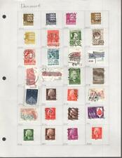 1¢ WONDER'S ~ DENMARK MINT & USED SMALL LOT ALL SHOWN ~ G1005