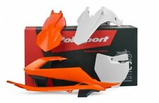 KTM Plastic Kit SX 65 2016 - 2018 FEO 18 with Airbox 90682 Motocross Polisport