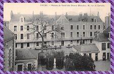 Carte Postale - TOURS - Maison de santé des dames blanches, 39 rue de Lariche