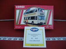 CORGI THE YORKSHIRE RIDER SERIES 91700 - GOLD RIDER METROBUS - HUDDERSFIELD X5