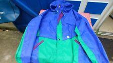 kway k-way veste  vintage multicolore  T XL se met en boule