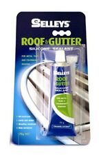 Selleys Roof & Gutter Sealant 75g Clear