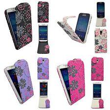 Cover e custodie Viola Per Samsung Galaxy S4 in pelle sintetica per cellulari e palmari