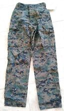 New Usmc Woodland Marpat Frog Combat Ensemble Pants Trouser Size Large Regular