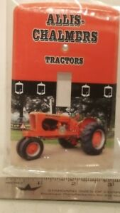 Allis Chalmers light switch plate