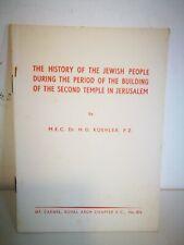 Israel Freemasonry Masonic History Of The Jewish People During The Second Temple