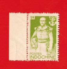 1943 -Colonie-Timbre France Neuf**Indochine(Emis sans Gomme)1Pi-Stamp-Yv.273