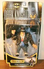 BATMAN Legends of the Dark Knight PENGUIN Action Figure Spinning Attack Umbrella