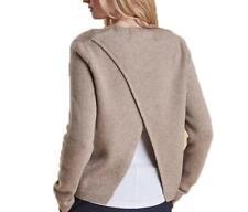 Barbour Heritage Stratus Jumper Sweater Top Cross Over Back UK 16 RRP £ 129