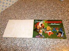 ALBUM STORIA DEL RISORGIMENTO IMPERIA 1973 COMPLETO ORIGINALE BN/OTT TIPO PANINI