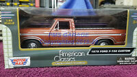 1979 Ford F-150 Pickup Truck  1:24 Scale Diecast CAR Model New in Box