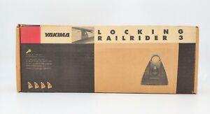Yakima Locking Railrider 3 #0210