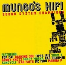 Mungos Hi Fi - Sound System Champions (NEW CD)