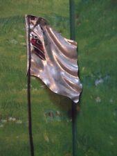 Lineol seltene Fahne zum restaurieren
