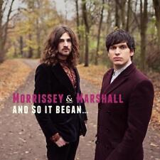 MORRISSEY & Marshall - et So It Began NOUVEAU CD