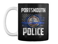 Portsmouth Police Gift Coffee Mug