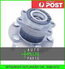 Fits MITSUBISHI OUTLANDER CW_ 2006-2012 - Rear Wheel Bearing Hub