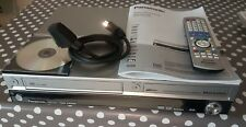 PANASONIC DMR-EX95V Video DVB-T Festplatte 250GB HDD VHS DVD Recorder HDMI VCR