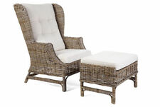 Cane Living Room Chairs