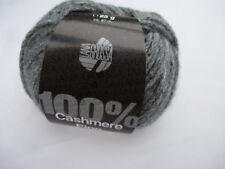 Cashmere fine 25g lana grossa 100% CASHMERE 4 = grigio scuro