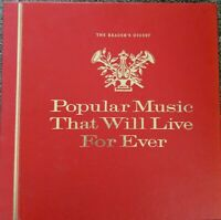 The Reader's Digest: Popular Music That Will Live For Ever - 12 LP Box Set