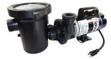 1.5 HP 2 speed Above swimming Ground Pool Pump ~NEW~