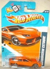 Hot Wheels 2012 HW All Stars KMART only Lamborghini Estoque orange,ex.card