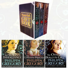 Philippa Gregory Collection 3 Books Set Gift Wrapped Slipcase Specially for you