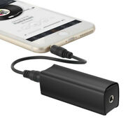 Ground Loop Eliminate  Noise Isolator Car Home 3.5mm Aux Audio System Stereo