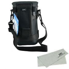 JJC Deluxe Bolsa de objetivo caso bolsa para CANON Zoom Lente Ef 70-300mm 1:4-5.6L IS USM