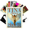 Postcards Pack [24 cards] Tina Turner Pop Music Vintage Posters Covers CC1253