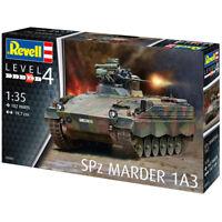 Revell SPz Marder 1A3 (Level 4) (Scale 1:35) Model Kit 03261 NEW