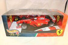 Hotwheels F1 Ferrari F399 Michael Schumacher MARLBORO DECALS 1:18 MIB SCARCE