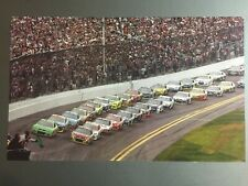 Picture Poster RARE! 2003  NASCAR Bristol Race Car Print Awesome L@@K