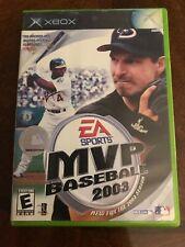 MVP Baseball 2003 Micorosoft Xbox MLB