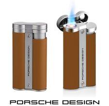 Porsche Design P3633/05 braun - Feuerzeug mit Circular Flame