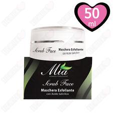 Scrub Viso Esfoliante Delicato Effetto Lenitivo, Protettivo, Nutriente - 50 ml