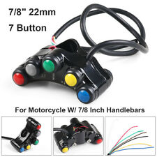 Multifunction Motorcycle Scooter Handlebar Headlight Indicator Switch Controller