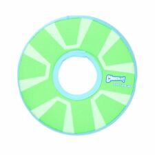 Medium Glow in The Dark Throw & Go Max Glow Zipflight Frisbee Dog Toy 21cm
