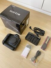 Canon EOS 1DX 18.1MP Digital SLR Camera Used - BODY ONLY with battery and strap.
