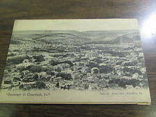 VINTAGE - SOUVENIR OF CLEARFIELD  PA   POST CARD - VG