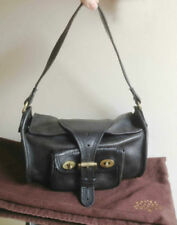 Mulberry Solid Black Bags & Handbags for Women